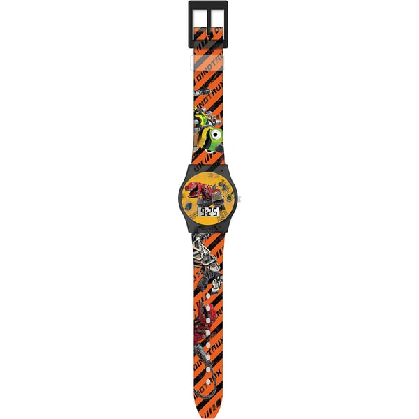 JOY TOY Dinotrux Armbanduhr mit LCD-Anzeige