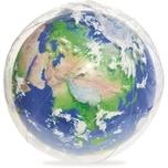 Bestway Wasserball Earth Glowball mit Led-Licht 61 cm