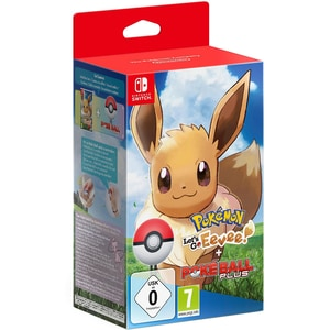 Nintendo Switch PokémonLet'S Go Évoli! Pokéball Plus