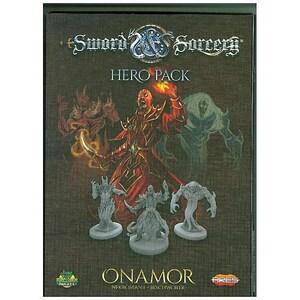 Asmodee Sword Sorcery Onamor Spiel-Zubehör