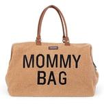 Childhome Wickeltasche Mommy Bag Teddy groß beige