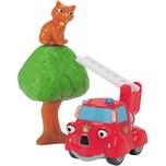 Dickie Toys Helden der Stadt Spielset Fiona rettet Missy