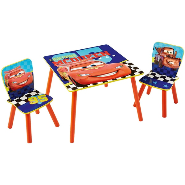 Worlds Apart Kindersitzgruppe 3-tlg. Mc Queen Cars