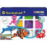 Playbox 3D-Bügelperlen Set Meerestiere 4.000 Perlen