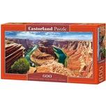 Castorland Puzzle 600 Teile Horseshoe Bend Arizona