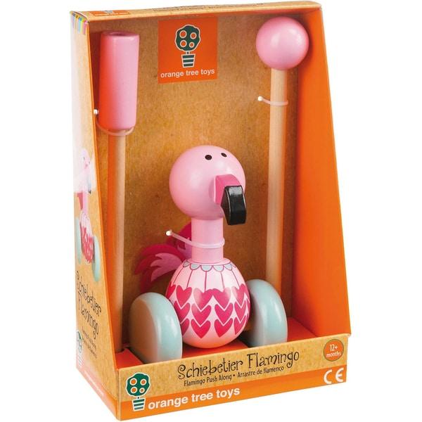Orange Tree Toys Schiebetier Flamingo 46001