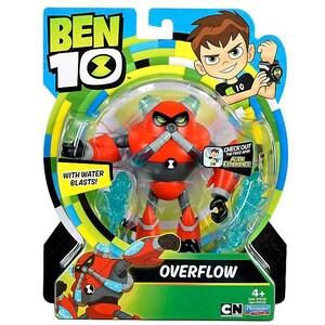 Giochi Preziosi Ben10 Actionfigur Overflow 12cm