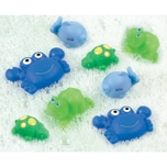 Playgro Badespiel Set blau