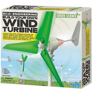 4M Green Science Windrad