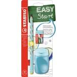 STABILO Bleistift EASYgraph Start Set Linkshänder blau 3-tlg.