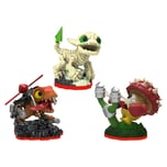 Activision Blizzard Skylanders Trap Team 3er Pack Funny Bone Shroomboom Chopper
