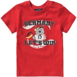 Blue Seven Baby T-Shirt für Jungen Fußball