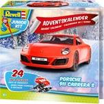 Revell Junior Kit Adventskalender Porsche 911