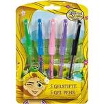 Undercover Gelstifte Rapunzel 5 Farben