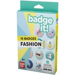 Bandai Badge It! Buttonmaschine Nachfüllpack Fashion