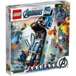 LEGO Marvel Super Heroes™ 76166 Avengers - Kräftemessen am Turm