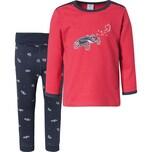Sanetta Schlafanzug für Jungen Auto Organic Cotton