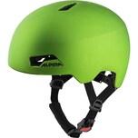 Alpina Fahrradhelm HACKNEY green frog