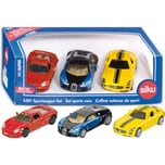 Siku 6301 Sportwagen Geschenkset 1:55