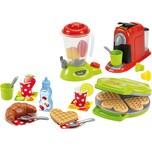 écoiffier Frühstücks-Set mit Waffeleisen für die Spielküche