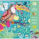 DJECO Pailletten Kunst - Farbenprächtig