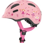 Abus Fahrradhelm Smiley 2.0 rosa princess