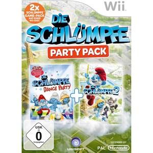 Ak Tronic Wii Die Schlümpfe: Party Pack