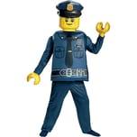 LEGO Kostüm LEGO Polizist Deluxe 5-tlg.
