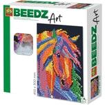 SES Creative Beedz Art - Bügelperlen Pferd Fantasie 7.000 Perlen