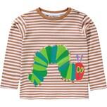 Raupe Nimmersatt Baby Langarmshirt für Jungen