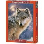 Castorland Puzzle 500 Teile Einsamer Wolf