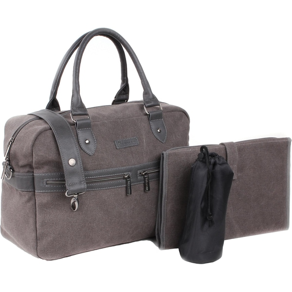 Kidzroom Wickeltasche Ready grey