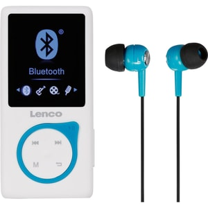 Lenco MP4-Player XEMIO-668 8GB blau