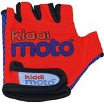 kiddimoto Fahrradhandschuhe - Rot - M 4-8 jahre