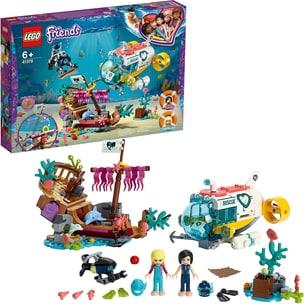 LEGO 41378 Friends: Rettungs-U-Boot für Delfine