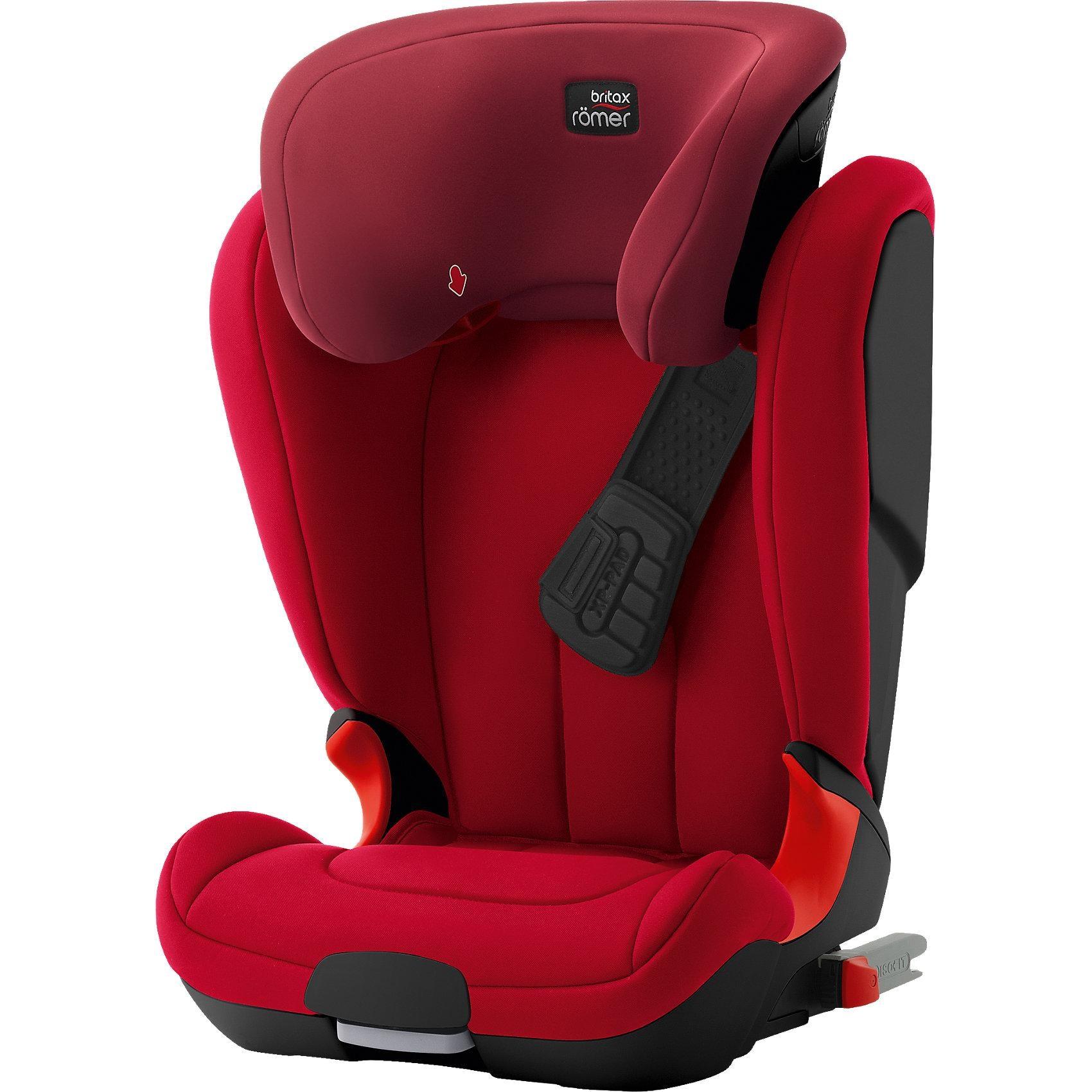Britax Römer Auto-Kindersitz Kidfix XP Black Series Flame Red