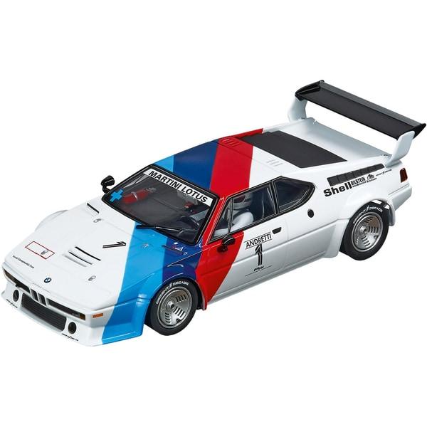"""Carrera CARRERA Evolution 27560 BMW M1 Procar """"Andretti No.01"""" 1979"""