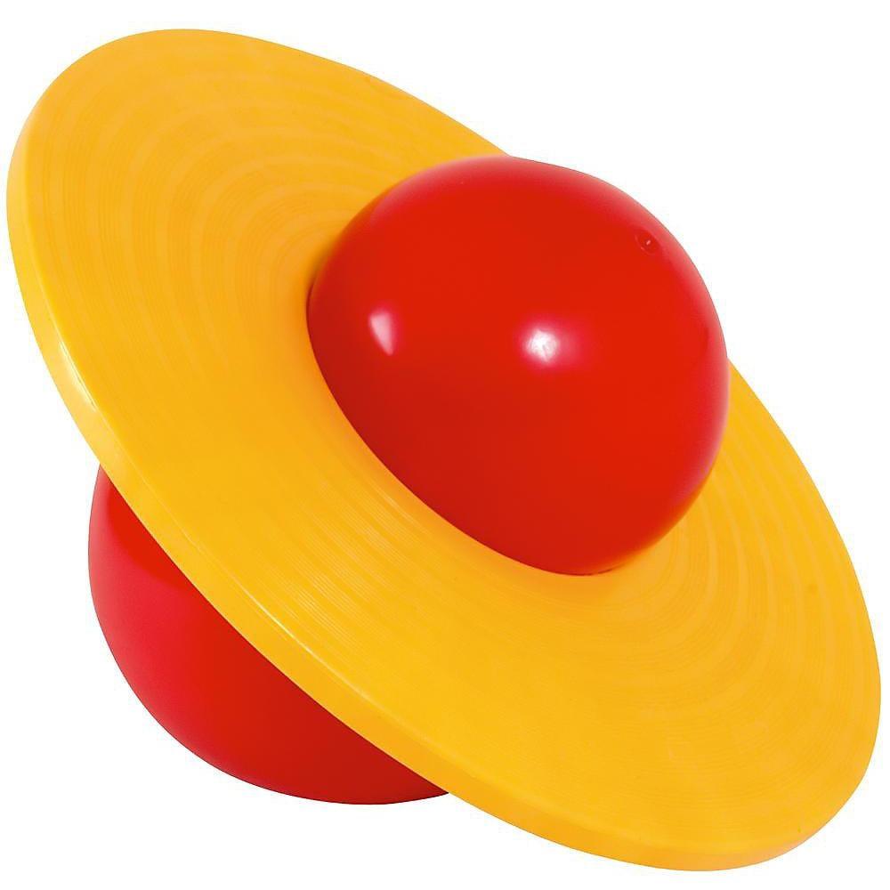 John Saturnhopper rot-gelb