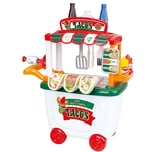 Playgo Gourmet Taco Party Cart - 29 tlg.