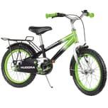 Hudora Kinderfahrrad RS-15 2.0 16 Zoll grün