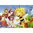 Ravensburger 2er Set Puzzle je 12 Teile 26x18 cm Biene Maja auf Blumewiese