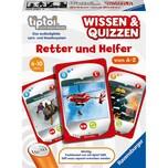 Ravensburger tiptoi Wissen Quizzen: Retter und Helfer