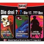 Sony CD Die Drei ??? 17 3er Box Folgen 49 51