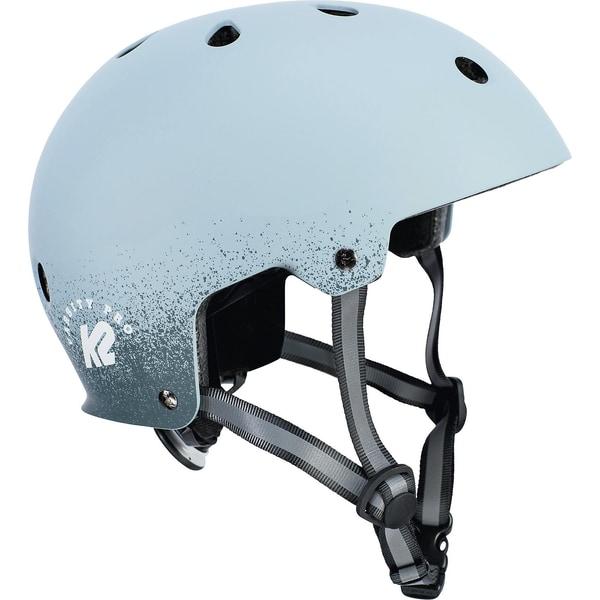 K2 Fahrradhelm Varsity Pro Gray