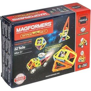 Magformers Creator Space-Set 22T Räder Antennen
