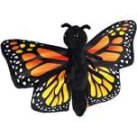 Wild Republic Huggers Butterfly Monarch