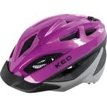 KED Helmsysteme Fahrradhelm Gekko pink