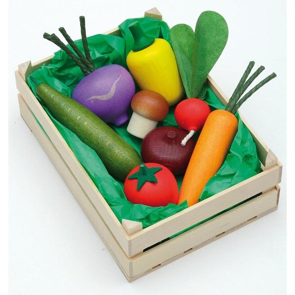 Erzi Spiellebensmittel Gemüse in Stiege