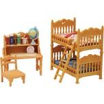 Epoch Traumwiesen Sylvanian Families Landhaus Kinderzimmer mit Stockbett