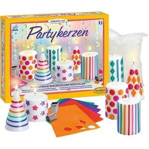 SentoSphere Kreativset Partykerzen